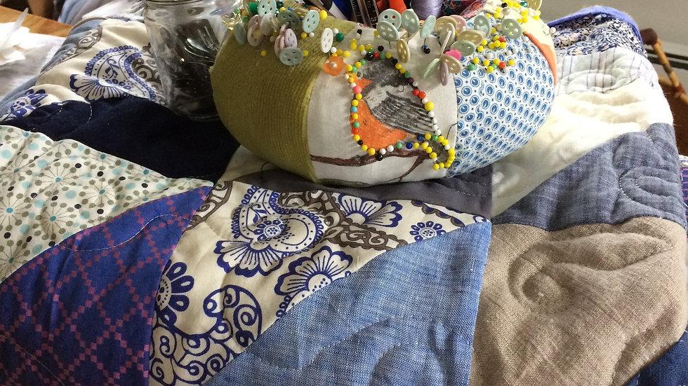 Live Virtual Sewing Workshop