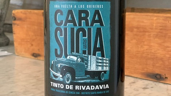 Durigutti Cara Sucia Cereza - A true delight. Smooth, easy, good w/ slight chill
