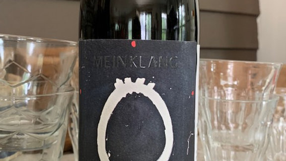 Meinklang Nacht  Pinot Noir Osterreich Red Unique and Delicious.