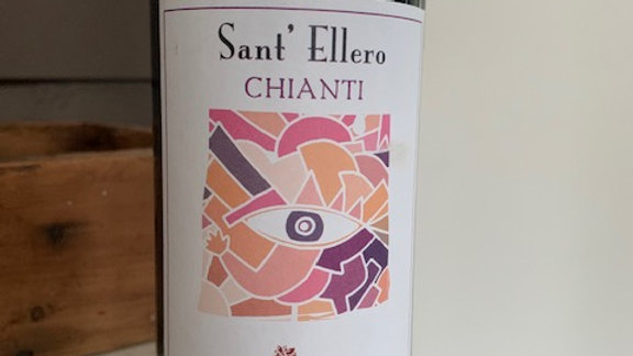 La Ginestra Chianti- fuller red, well suited for pairing with dinner