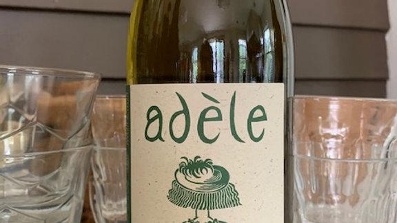 Adele Côtes du Rhône Blanc - fresh, round and intriguing