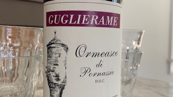 Guglierame Ormeasco Dolcetto - easy to drink, but so much to discover!