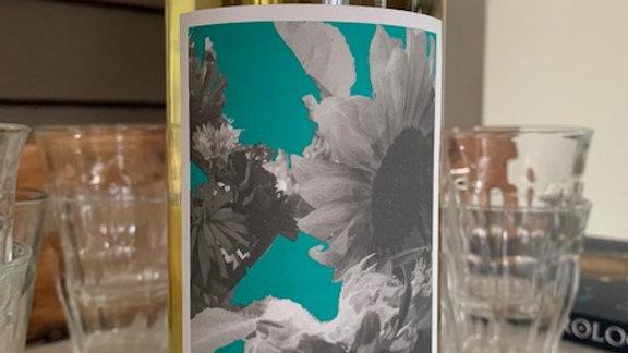 Miles Garrett Sauvignon Blanc-Legendary, raw, dry farmed, CA