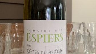 Domaine des Espiers Cotes du Rhone Blanc -  So grateful to have this in stock