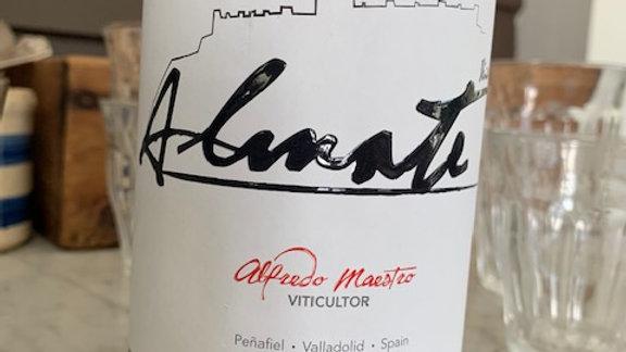 Viña Almate Tinto Fino, pure and classic full bodied Duero