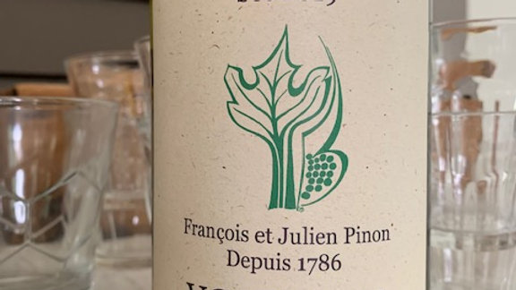 Francois Pinon Vouvray Sec, I cut my wine teeth on Vouvray long ago, stunning