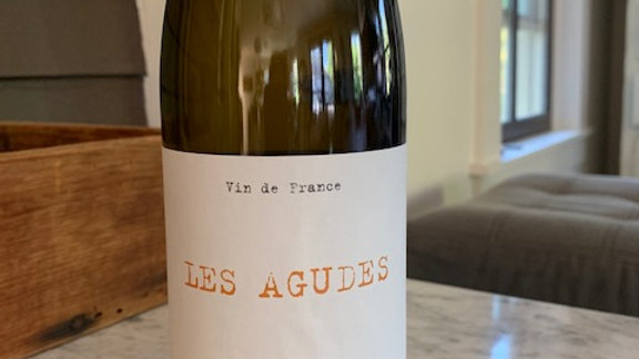 Fabien Jouves Les Agudes, a lip smacking white blend delight