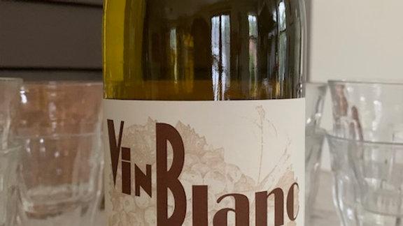 Clos de Tue-Boeuf Vin Blanc, infamous winemaker's sauvignon blanc