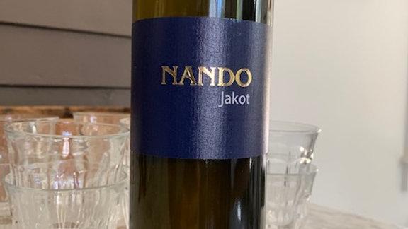 Nando Jakot (grape variety) melon, orange rind and late summer sun, new favorite