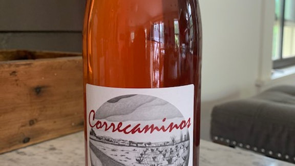 MicroBio Wines Correcaminos Rose - Rhubarb with good acidity, a special treat