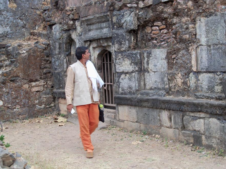 Vivek ji at India