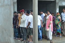 Vivekji during Pad yatra 2105 2015