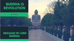 Buddha is revolution