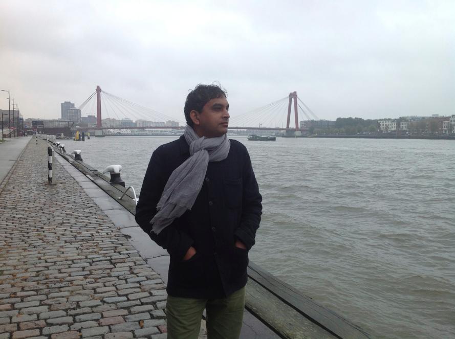 Vivek ji at Netherlands