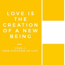 Love creation