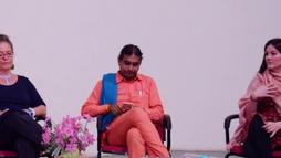 Vivek ji : Climate change, art and artist