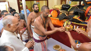 Bridging history, heritage and culture -Visit of President of India to Lord Athi Varadara