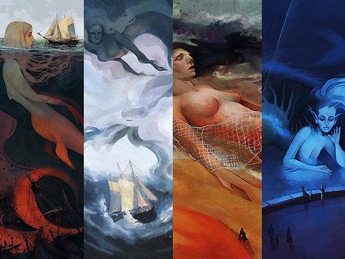 Giant Mermaids Pack