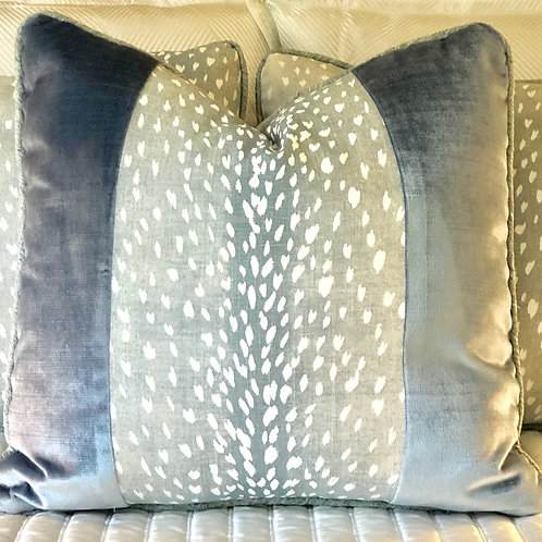 Exotic Animal Print Pillows