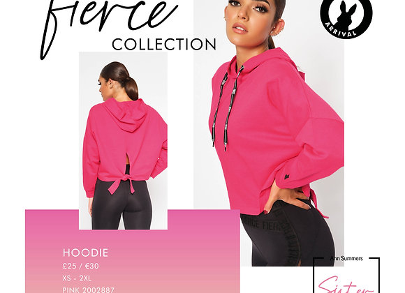 FIERCE COLLECTION HOODED TOP