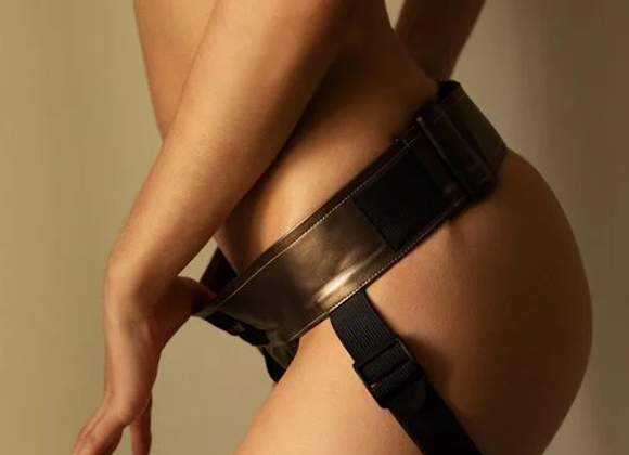 STRAP ON ME CURIOUS HARNESS