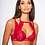 Thumbnail: JANET REGER TO LOVE AND BE LOVED HIGH NECK PLUNGE BRA