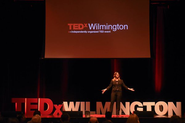 Lena's TEDx Talk
