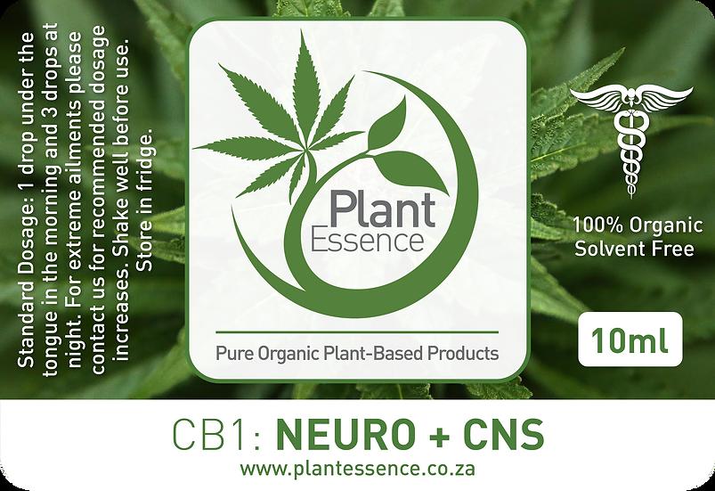 CB1: Neuro + CNS