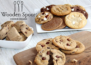 WoodenSpoon Cookie Dough Fundraiser