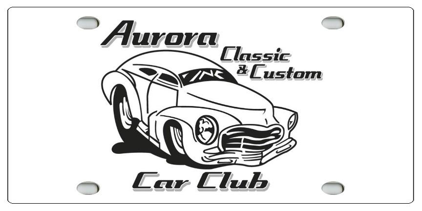 Logo License Plates
