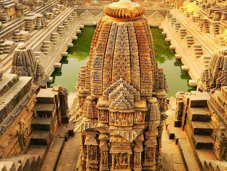 Modhera Sun Temple: A Shrine That Depicts Tales Through Stones