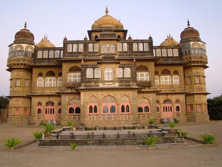 Vijay Vilas Palace: An Architectural Marvel And Cinematic Reverie