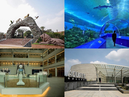 The Major Attraction of Ahmedabad, Science City Has Got New Additions.