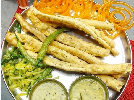 Explore the Famous Street Food and Eateries around Ahmedabad!