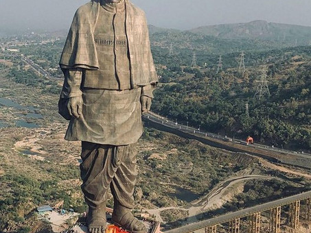 """Statue of Unity 