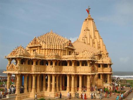 Somnath Temple | The Eternal Shrine
