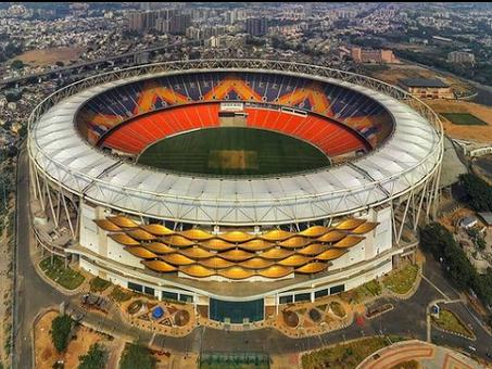 All About the World's Largest Stadium | Motera Stadium
