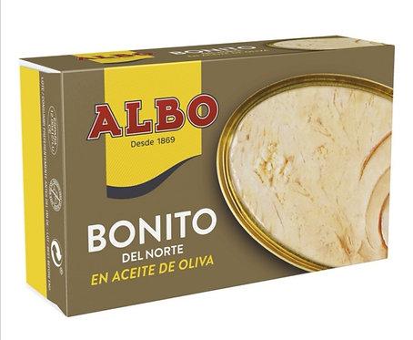 Bonito en Aceite de Oliva  Albo