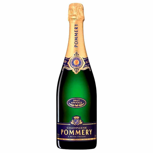 Pommery Champagne. Brut Apanage