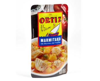 Marmitako de Bonito del Norte. Conservas Ortiz