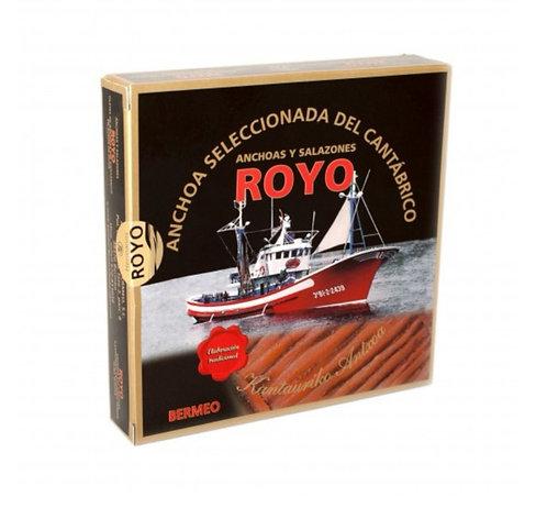 Filetes de Anchoa Royo