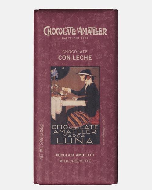 Chocolate con Leche Amatller