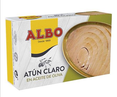 Atún Claro en Aceite de Oliva Albo