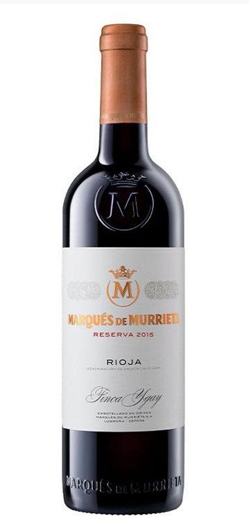 Marques de Murrieta Reserva  2016