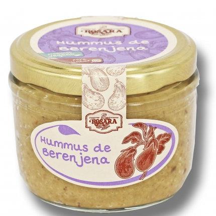 HUMMUS DE BERENJENA La Rosara