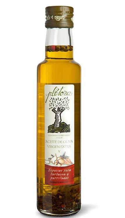 Aceite de Oliva Virgen Extra para Barbacoas y Parrillas
