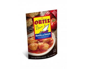 Bonito con  Tomate  Conservas Ortiz