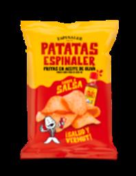 Patatas sabor salsa Espinaler (125 gr)