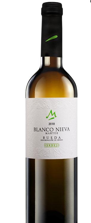 Blanco Nieva 2019  Martue. Rueda. Verdejo