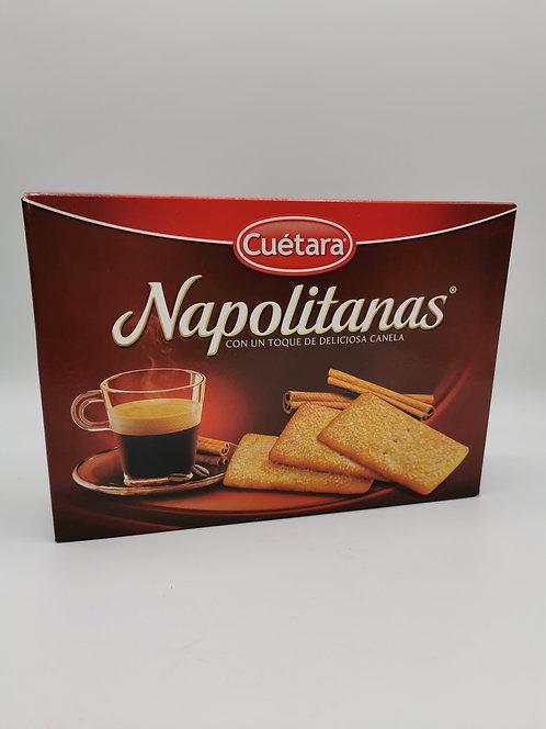 Galleta Napolitana. Cuetara